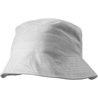 Sonnenhut 'Safari' aus 100% Baumwolle weiß - 382602