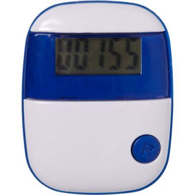 Pedometer 'Retro' blau - 4453