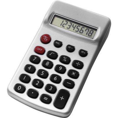 Taschenrechner 'Star' silber - 450132