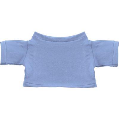T-Shirt aus Baumwolle blau - 5013