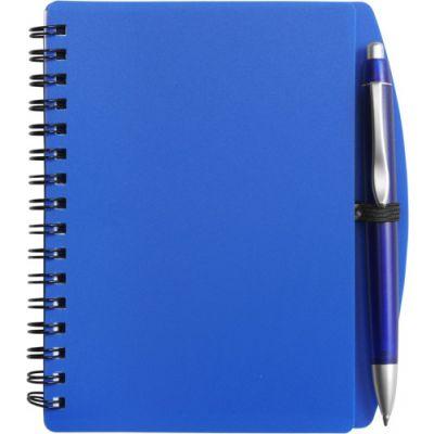 Notizbuch 'Spektrum' blau - 513905