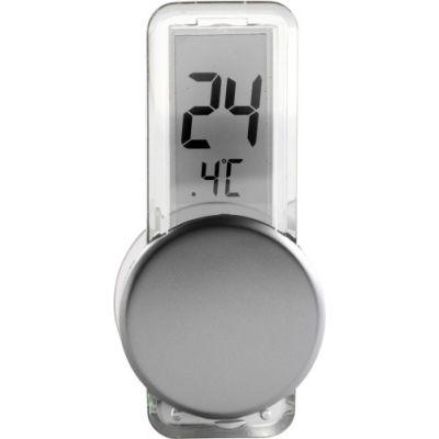 Thermometer 'Point' silber - 620132