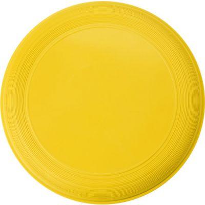 Wurfscheibe 'Sunshine' gelb - 6456