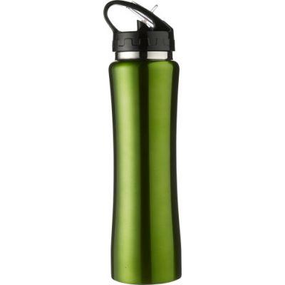 Trinkflasche 'AusZinn' grün - 6535