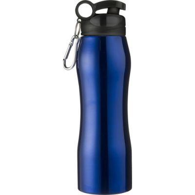 Trinkflasche 'Melbourne' blau - 6536