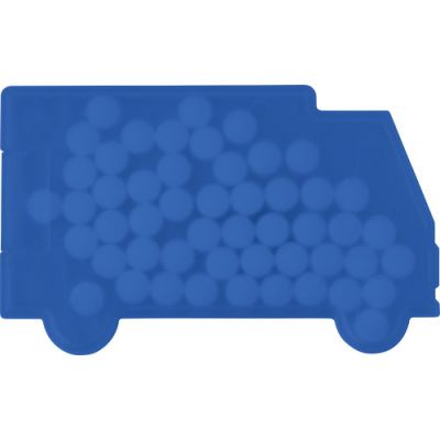Pfefferminzbonbons 'Truck' blau - 667923