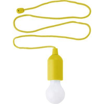 LED-Lampe 'Sonda' gelb - 698406