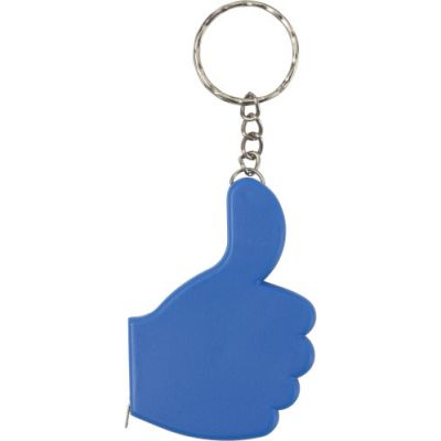 Maßband 'Good Luck' blau - 714218