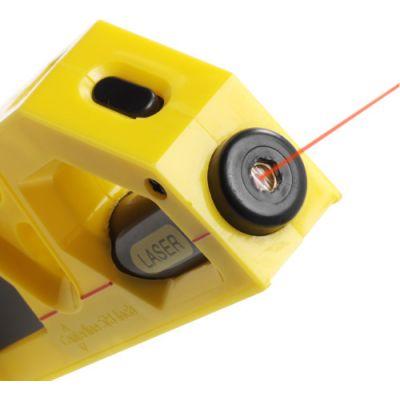 Maßband 'Lasertech' gelb - 716606