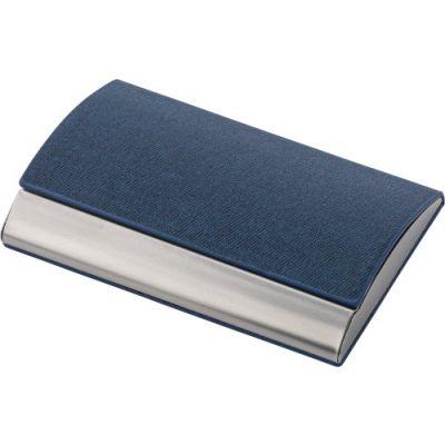 Visitenkartenhalter 'Business' blau - 7229
