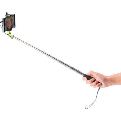 Teleskop-Halter 'Mini-Selfie' für Selbstportraits grün - 724519