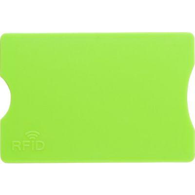 Kreditkartenhalter 'Money' grün - 725219