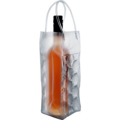 Kühltasche 'Iceberg' aus PVC beige - 756321