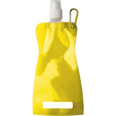 Trinkflasche 'Basic' gelb - 7567