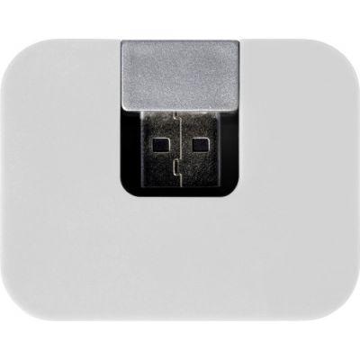 USB-Hub 'Box' weiß - 773502