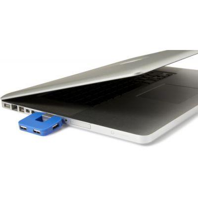 USB-Hub 'Box' blau - G773505