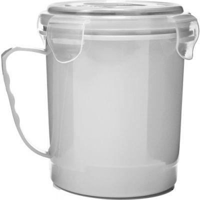 Lunchbox 'Soup' weiß - G7837
