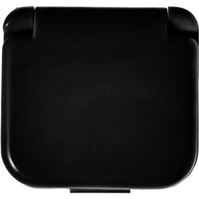 Nähset 'Stitch' in Kunststoff-Box schwarz - G7871