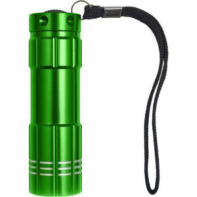 Taschenlampe 'Sky' grün - G788019
