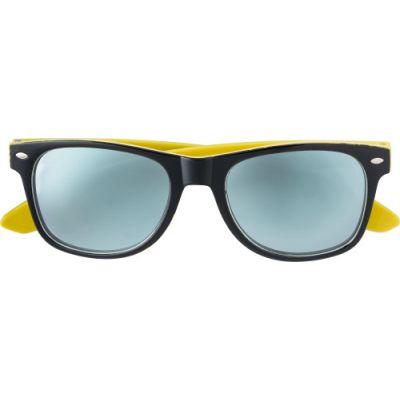 Sonnenbrille 'Menorca' gelb - G7889