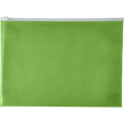 Dokumententasche 'Flexi' aus PVC grün - G7901