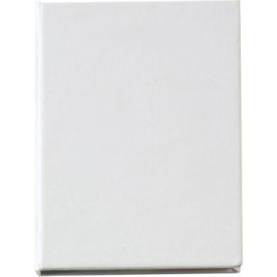 Haftnotizen 'Hurrikan' aus Karton weiß - 801102