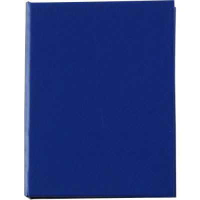 Haftnotizen 'Hurrikan' aus Karton blau - 8011