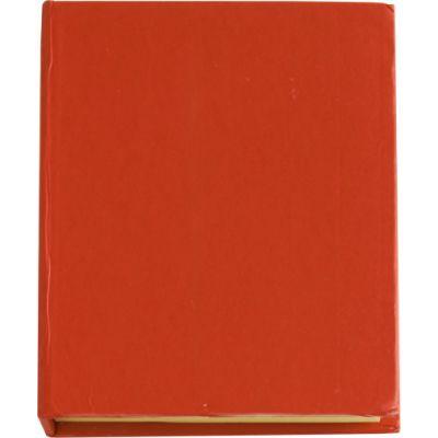 Haftnotizen 'Hurrikan' aus Karton rot - 801108