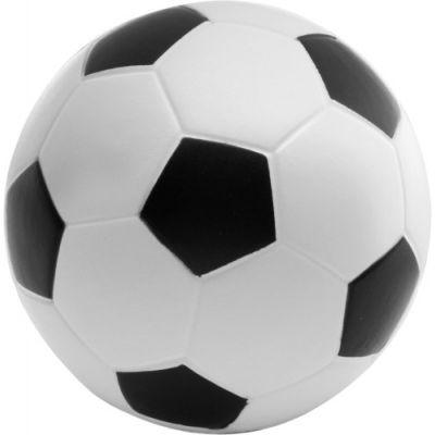 Anti-Stress-Fussball 'Goal' schwarz,weiß - 807840