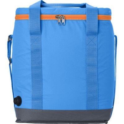 Selbstaufblasende Kühltasche 'Chicago' blau - G8166-018