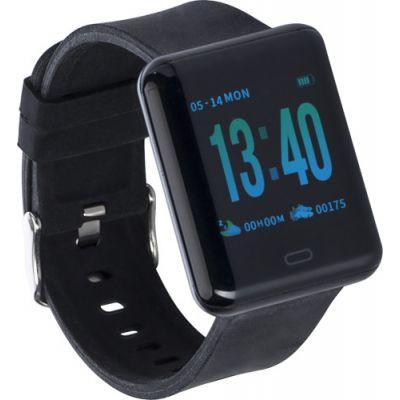 Smartwatch 'Success' aus ABS-Kunststoff schwarz - G8188-001