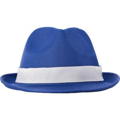 Hut 'Havanna' aus Polyester blau - G824605