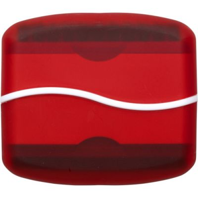 Bildschirm-und Tastaturreiniger 'Wave' rot - 837108