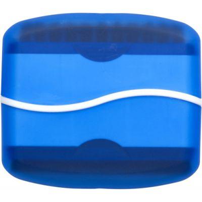 Bildschirm-und Tastaturreiniger 'Wave' blau - 8371