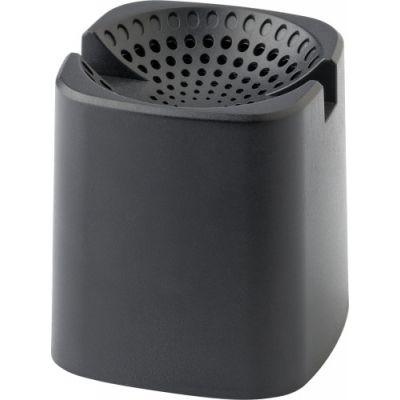 Lautsprecher 'Tower' (3W) aus ABS-Kunststoff schwarz - G8566-001