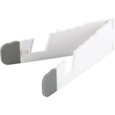 Handyhalter 'Haltern' für Tablets und Smartphones weiß - G884202