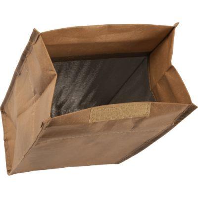 Kühltasche 'Bread' aus Non-Woven braun - G899411
