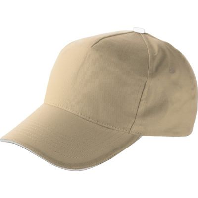 Baseball-Cap 'Dallas' aus Baumwolle grün - 911413