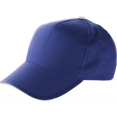 Baseball-Cap 'Dallas' aus Baumwolle blau - 911423