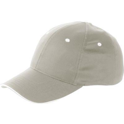 Baseball-Cap 'Chicago' aus Baumwolle grau - 912003