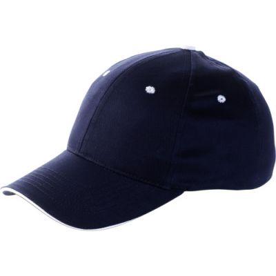 Baseball-Cap 'Chicago' aus Baumwolle blau - 912005