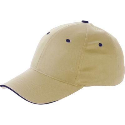 Baseball-Cap 'Chicago' aus Baumwolle grün - 912013