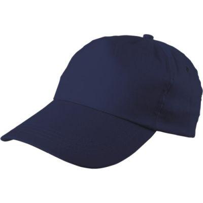 Baseballcap 'Philadephia' aus 100 % Baumwolle blau - 9128