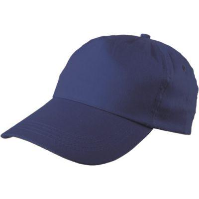 Baseballcap 'Philadephia' aus 100 % Baumwolle blau - 912823