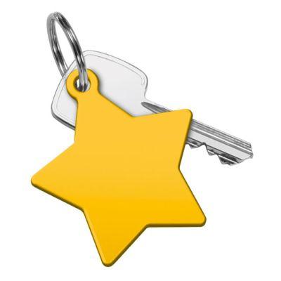 Schlüsselanhänger Stern - HE0005300