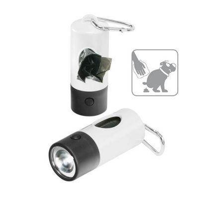 """Gassi""-Taschenlampe, 1 LED (weiß) - HE0046000"