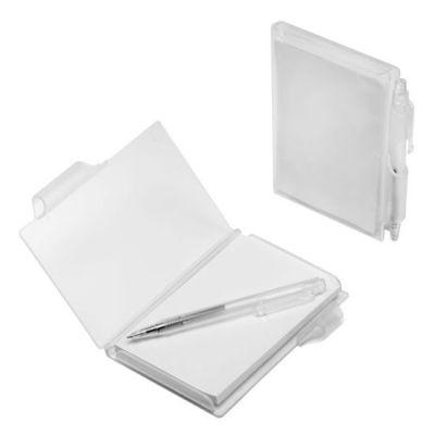 Notizbuch mit Kugelschreiber - HE0032901