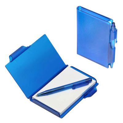 Notizbuch mit Kugelschreiber - HE0032902