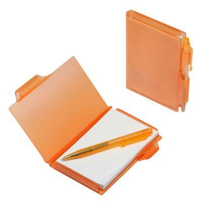 Notizbuch mit Kugelschreiber - HE0032903