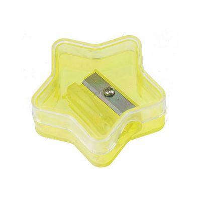 Bleistiftspitzer Sternform - HE0006200